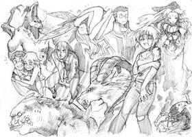 random sketch 04 by edwardgan