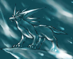 icewolf by edwardgan