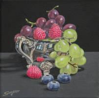 Fruit Salad by FredaSurgenor
