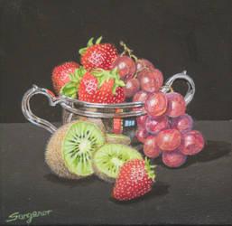 Summer Bounty by FredaSurgenor