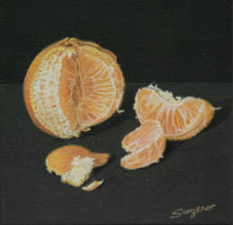 Sweet Mandarin by FredaSurgenor