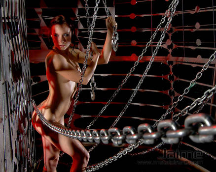 Chain Cage by Doomsday-Dawn