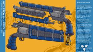 Archon- Delaine revolver by PenUser