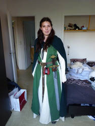 Elven style costume by chatdada