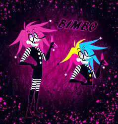 Bimbo (New Ref and Bio) by honkinJester