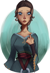 Willow by liliil