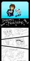 Black Nuzlocke Part 3 by Daytime-Shinigami