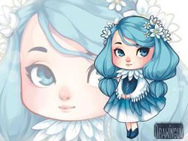--Gift-- Phekda for Sanoe by drawingum