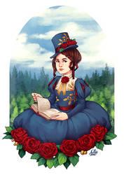 The Portrait by drawingum