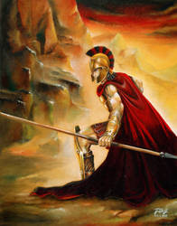 Spartan by RudolfIskandar