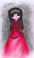 old doll by disturbedface