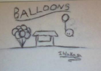 Balloons by Wonderland04