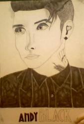 Andy Black sketch by Wonderland04