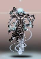 Warrior light Concept by Devoratus