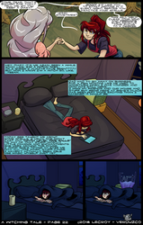 A Witching Tale -page 22 by Russell-LeCroy