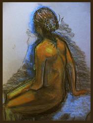 Model Drawing by cuatrero