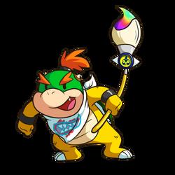 Super Mario Collab - Bowser Jr. by MrBowz