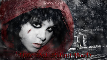 Little Red by Zero-Wolf88