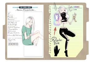 [APD] Ileana M. by DragonxHybrid