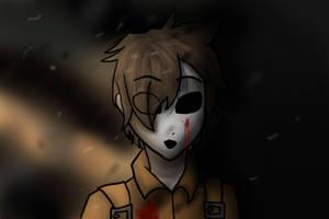 Masky by YourDigitalAquarium