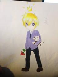 Request: Shmitty-San by UreshiRingo-chan