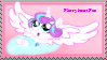 princess Flurry heart  fan stamp by Xxsparkle-rosexX