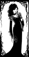 Bella in Black by Serafina-Malfoy