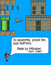 Mushroomy Kingdom - Willsaber by Willsaber
