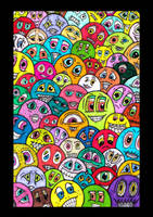 Army of Smiley! by Loggaa