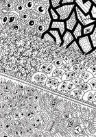 Blackbook - Smileys vs. Patterns (Black and White) by Loggaa