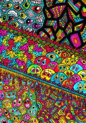 Blackbook - Smileys versus Patterns by Loggaa