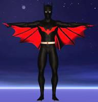 Batman Beyond by Gustvoc