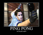 ping pong poster by Dr-J33