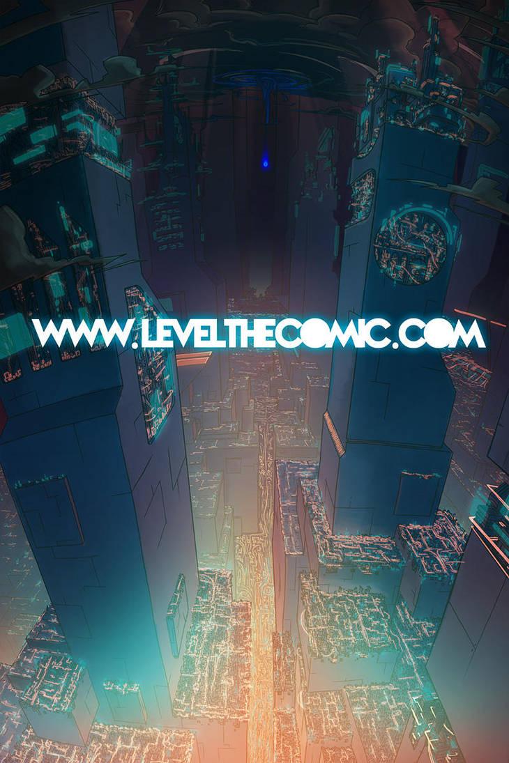 www.leveLtheComic.com by unleveLedNate