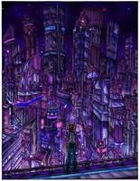 The City by unleveLedNate