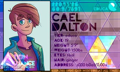Cael Dalton by unleveLedNate