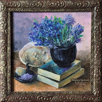 Blue covers by dasidaria-art