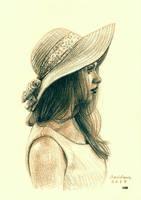 Lena by dasidaria-art