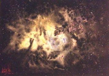 The Nebula by Xandyclause