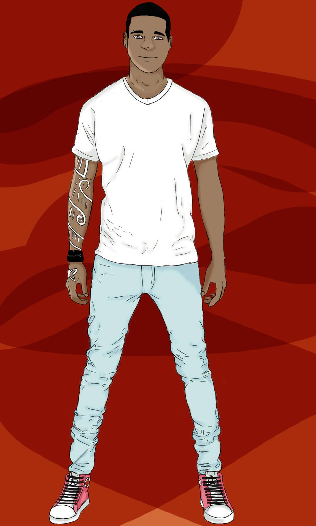 Lamar by KillerMakaChop