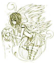 Re: Cupid by Doodl3zfreaky