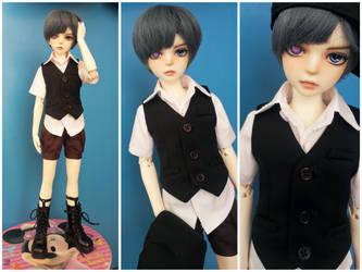 Doll by Doodl3zfreaky