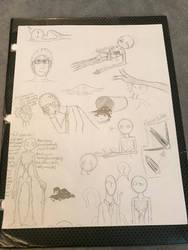 Doodle Dump #1.5 by StalkerNinja01