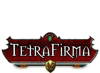 Tetra Firma Logo by matt-adlard