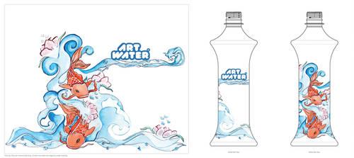 Art Water by th3blackhalo