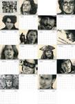 Johnny Depp Calendar Preview IT by th3blackhalo
