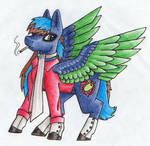 Cocky - Fag by Return-To-Energiser