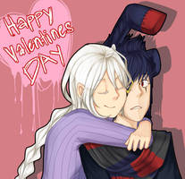 You're Still My Valentine by iBlue-Potato