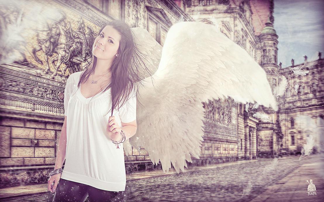 Angel Artwork by termi1992