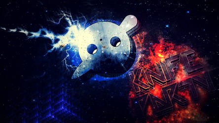 Knife Party Wallpaper by HaloFreak114